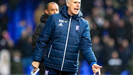 Town manager Mick McCarthy has had to make do largely with free agents and loan deals. Picture: STEV