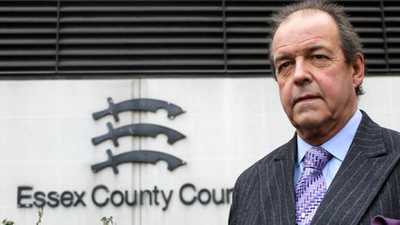 John Spence, Essex County Council cabinet member for Health and Adult Social Care. Picture: CONTRIBU