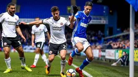 Kevin Bru was told he could leave Ipswich Town in the summer.