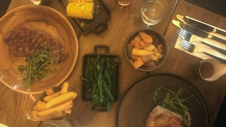Food at The Forge Kitchen, Ipswich. PICTURE: Archant