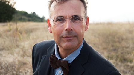 Comedian, author and activist Rob Newman is coming to the Colchester Arts Centre. Picture: Contribut