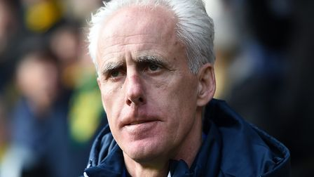 Mick McCarthy has apologised for the language he used at Norwich. Photo: PA