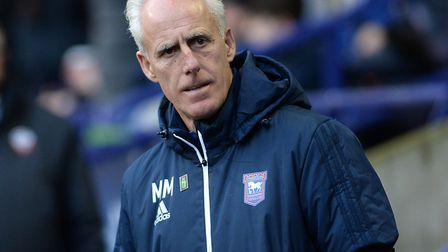 Mick McCarthy has apologised for the language he used at Norwich. Picture: PAGEPIX