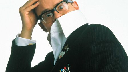 Harry Hill. Picture: CONTRIBUTED