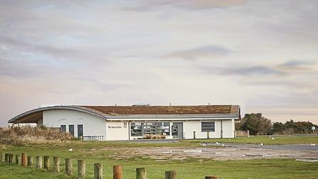 Naze Education and Visitor Centre in Essex. Picture: SUPPLIED BY RICS