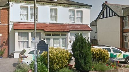 The St Marks Residential Care Home in Wellesley Road, Clacton. Picture: GOOGLE MAPS