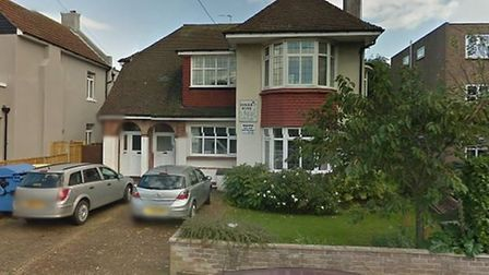 Rosier Home in Harold Road, Clacton, which has been ranked as 'inadequate' overall by the Care Quali