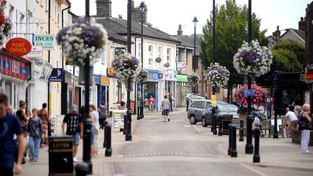 The event will take place outdoors on the historic streets of Stowmarket. Picture: GREGG BROWN