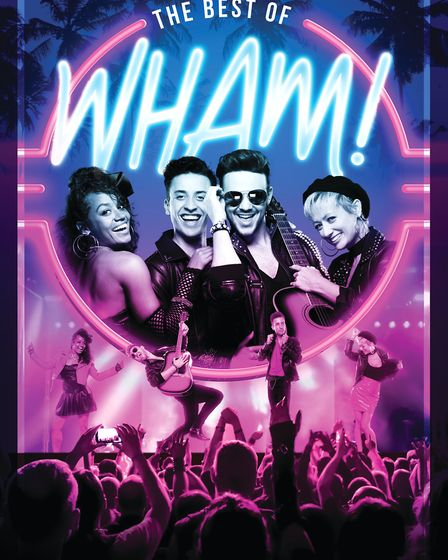 Enjoy The Best of Wham! Picture: SWEENEY ENTERTAINMENT