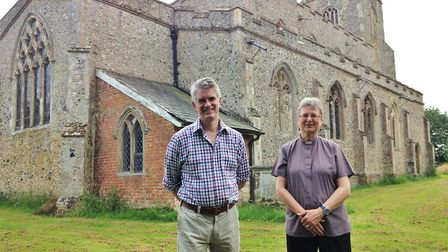 James Cartlidge, MP for South Suffolk, supports the move to encourage churches to hold masts boostin