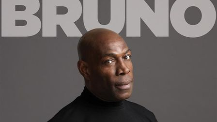 Did you see Frank Bruno at The Apex? Picture: CONTRIBUTED