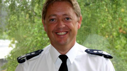 Essex's former fire chief David Johnson was sacked in April 2017. Picture: ARCHANT LIBRARY