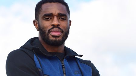 New Ipswich Town signing Mustapha Carayol feels wanted to Portman Road. Picture: SARAH LUCY BROWN