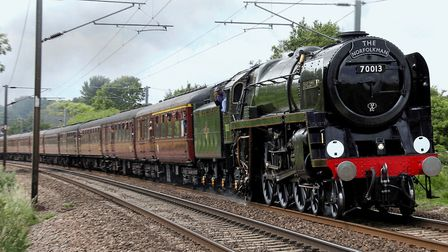 Oliver Cromwell passes through Bentley in 2011. Picture: MARTYN CLARKE