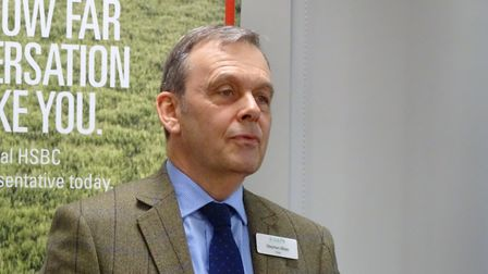 The NFU and RABI staged a Back British Farming Breakfast at Newmarket on Friday, February 2. Picture
