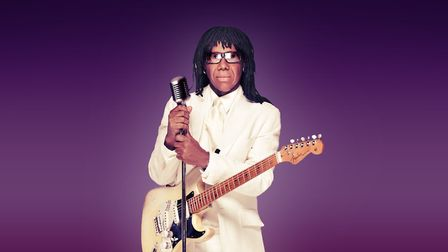 Nile Rodgers and Chic headline Newmarket Nights this summer. Picture: CONTRIBUTED