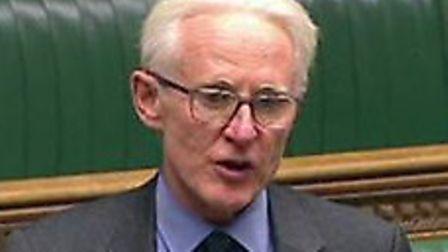 Norman Lamb in Parliament. Picture: Norman Lamb's office