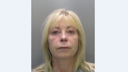 Sarah Hand, 50, of Aragon Road, Haverhill, has been jailed for eight years. Picture: CAMBRIDGESHIRE