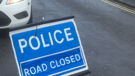 Police have closed the A12 southbound (stock image. Picture: ARCHANT