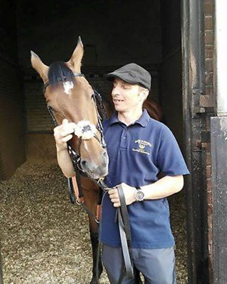 Zoltan Domotor, a work rider at David Elsworth yard in Newmarket, who was killed while cycling on Ba