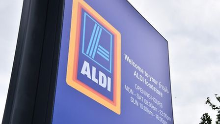 Aldi has recalled thousands of their frozen veg packs. Picture: ANTONY KELLY