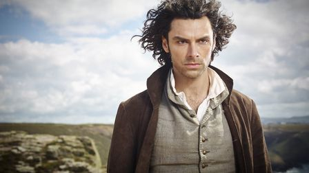 The team behind the massive BBC hit Poldark, starring Aidan Turner, will be in Walberswick this mont