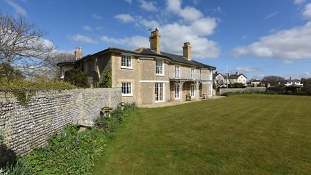 Stone House was the third most expensive property in Suffolk in 2017. Picture: CONTRIBUTED
