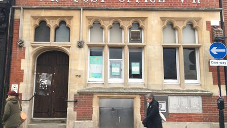 Plans to redevelop the historic Cornhill post office in Bury St Edmunds will go before councillors i