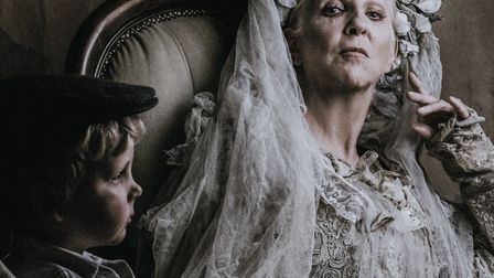 A scene from 'Great Expectations' being staged at the Theatre Royal in March