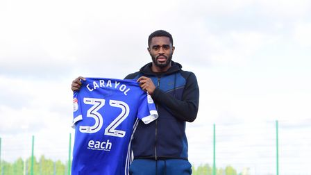 Carayol could make his debut against Burton. Picture: SARAH LUCY BROWN