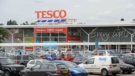 Tesco could face a bill of �4bn in an equal pay case. Picture: PHIL MORELY