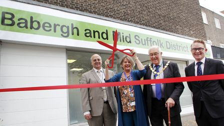 Babergh and Mid Suffolk District Councils are aiming to create 10,000 new jobs and 18,000 new homes