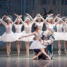Snow Maiden, presented by the Russian State Ballet of Siberia et at the Regent Theatre, Ipswich on F