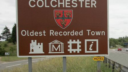 The arson attacks happened in Colchester. Picture: CONTRIBUTED