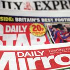 Newspaper publisher Trinity Mirror has agreed a �126.7 million deal to buy a string of Northern & Sh