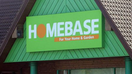 Homebase owner reveals that up to 40 Homebase stores could be closed resulting in 2,000 jobs lost. P