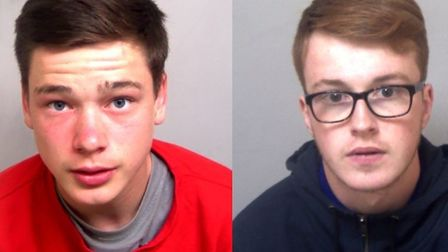Essex Police want to speak to Ben Goodspeed and Tate Heeney about an attempted murder in Colchester.