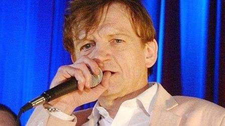 File photo dated 16/06/05 of The Fall singer Mark E Smith who has died aged 60 at home on Wednesday