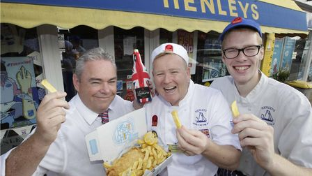 Award-winning Henley's of Wivenhoe narrowly missed out on a top three plaice at the National Fish an