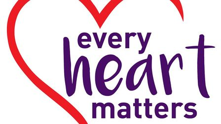 WSH Every Heart Matters campaign logo