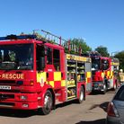 An Essex County Fire and Rescue Service fire engine (stock image) Picture: WILL LODGE