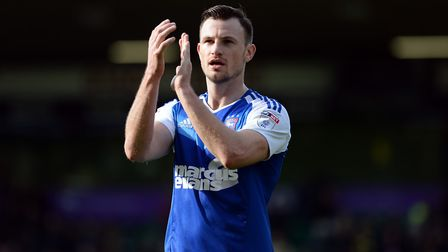 Tommy Smith has said goodbye to Ipswich Town after more than 10 years in the first team. Picture: PA