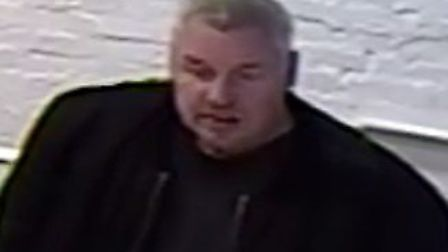 Essex Police would like to identify this man. Picture: ESSEX POLICE