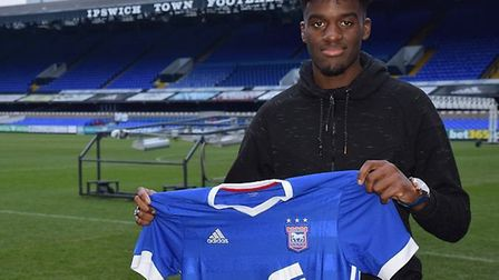 Ipswich Town have announced the signing of French defender Chris Goteni