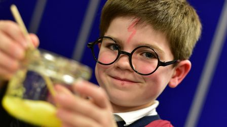 Wizards and Muggles alike are being invited to the third Harry Potter book night at Ipswich Museum.