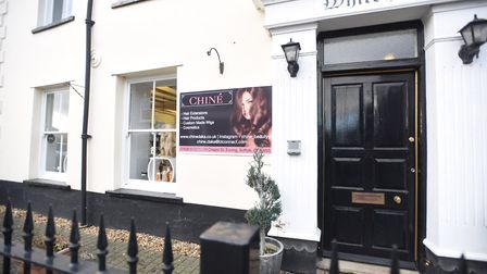 Chine is based at Exning, near Newmarket, but works with clients across the region - and beyond. Pi