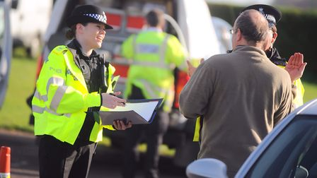 Suffolk police is holding information events for people interested in becoming a special constable.