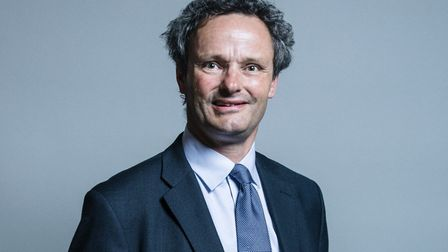 Peter Aldous (Conservative MP for Waveney). Picture: House of Commons