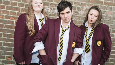 Teechers is coming to the Theatre Royal in Bury St Edmunds next month. Picture: ALEX HARVEY-BROWN