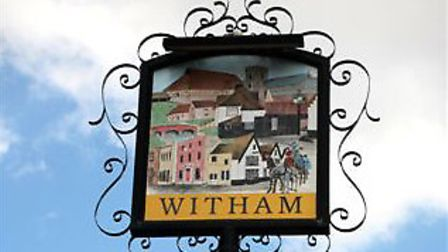 The robberies happened in Witham. Picture: ARCHANT